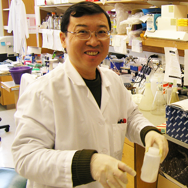 Lei Zhang MD, PhD